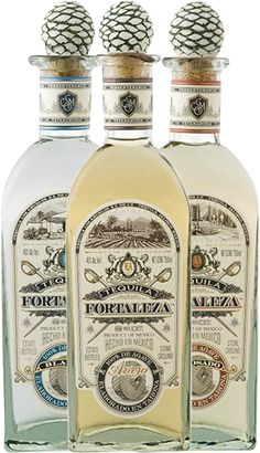 Our favorite kind of tequila is Fortaleza Reposado! What is yours?