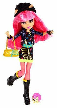 Monster high 13 wishes howleen wolf doll Monster High Cosplay, Monster High Toys, Love Monster, Monster Dolls, Howleen Wolf, Personajes Monster High, Famous Monsters, Dream Doll, Black Beanie