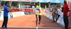 Brands vie for attention at the TCS World 10K