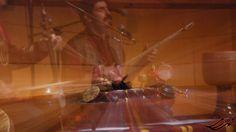 Kourosh Moradi performs as the 2nd generation of tanbur master with Mehdi Bagheri and Pezhham Akhavass