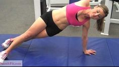 Love handles suck. It doesn't matter if you're slightly chubbier than you'd like to be or skinny with a case of the muffin top: Love handles plague us all. But there is a way to get rid of them for good.    Check out this video to learn how to do a resistance training workout that'll tone your midsection and obliques.    Cardio will help burn the fat around your mid section, but if you don't have much weight to lose, then these resistance training moves will help slim down your waist.