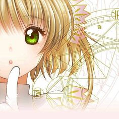 So cute Sakura from Cardcaptor Sakura