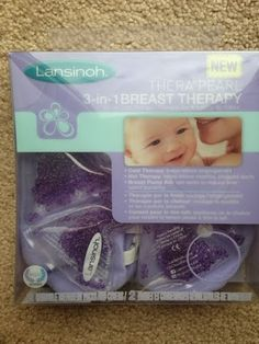 Lanisoh Breastfeeding 3-in-1 ThermaPearl, Soothies, and Travel Kit Review