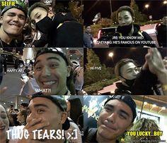 The day I wish I was JRE so bad! #BIGBANGMADEWORLDTOUR | allkpop Meme Center