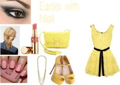 """Easter with Niall"" by foreveryoungonedirection ❤ liked on Polyvore"