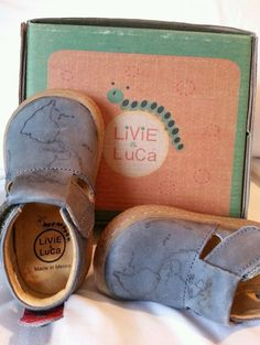 Livie and luca shoes. Atlas. Boy. Brand new in box.  Size 4. Hard to find!  #LivieLuca