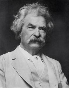 Samuel Clements aka Mark Twain
