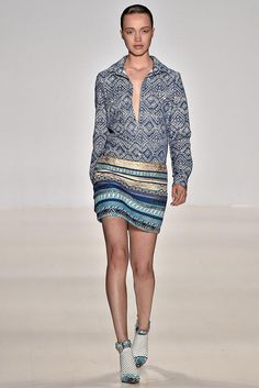 Custo Barcelona Spring 2015 Ready-to-Wear - Collection - Gallery - Look 52 - Style.com