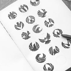 A Daily Source For Logo Design Inspiration : Photo