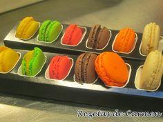 Curso de macarons en Viena Capellanes