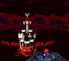 SUPER MARIO RPG (1996)   Developer: Nintendo   Graphic Coordinator:Hideo Minaba