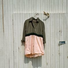 med  large  funky dress / Eco Dress / Tattered Artsy by CreoleSha, $64.99