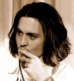 Photo of Johnny Depp O_O for fans of Johnny Depp 21697101 Johnny Depp Quotes, Johnny Depp Fans, Johnny Depp Pictures, Young Johnny Depp, Johnny Was, Marlon Brando, Hot Actors, Actors & Actresses, Young And Beautiful