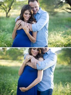 Beautiful Spring Maternity Shoot in Arizona