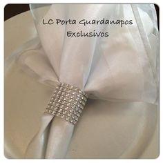 LC Porta Guardanapos Exclusivos