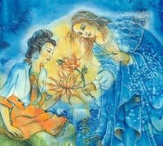 mother mary and kuan yin - Google Search