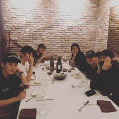 *insert suho, lay and kai* 💖 Kyungsoo, Yixing Exo, Kpop Exo, Exo Ot12, Kim Min Seok, Do Kyung Soo, Kim Jong In, Exo Members, Park Chanyeol