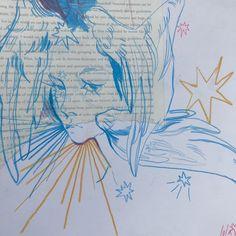 Wonder Boys, Ap Art, Scrapbook Journal, Art Inspo, Doodles, Concept, Draw, Painting, Instagram