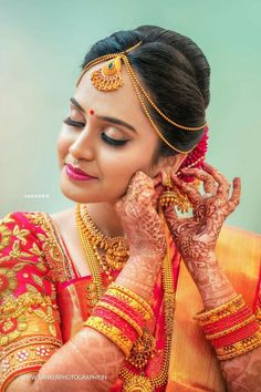 How to Select Silk Saree for Wedding? 21 Things to Know - How to Select Silk Saree for Wedding? 21 Things to Know - Indian Bride Poses, Indian Wedding Poses, Bridal Hairstyle Indian Wedding, South Indian Bride Hairstyle, Indian Bridal Photos, Indian Wedding Couple Photography, Indian Bridal Hairstyles, Indian Bridal Makeup, Mehendi Photography