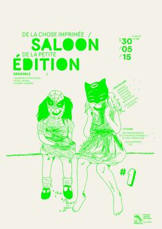 MICROSALOON (affiches) on Behance