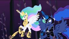 celestia? YOU ARE OUT OF HERE!!!!!!!!!