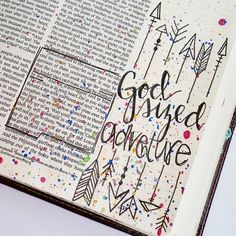 1 Samuel 14:6 • Bible journaling // amazing grace