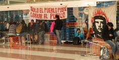 #Nacional #CNTE toma plazas comerciales en Chiapas