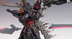 MG 1/100 Strike Noir Gundam - Customized Build     Modeled by RedBrick