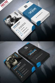 modern business card design template free psd business card