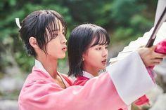 The Tale of Nokdu (조선로코 - 녹두전) Korean - Drama - Picture @ HanCinema :: The Korean Movie and Drama Database Korean Drama Movies, Korean Actors, Korean Dramas, Jung Joon Ho, Tae Oh, Netflix Dramas, Hidden Movie, Kim Sohyun, Movie Of The Week
