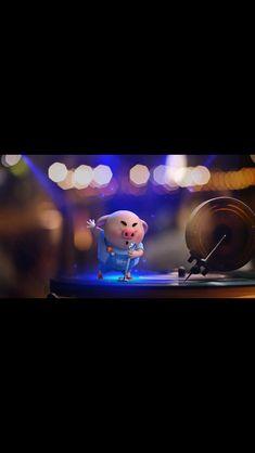 This Little Piggy, Little Pigs, Pig Wallpaper, Cute Piglets, Pig Illustration, Korean Stickers, Cute Cartoon Characters, Mini Pigs, Baby Pigs