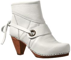 Wood Aya Ankle Boots