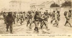 The Senegalese Tirailleurs (French: Tirailleurs Sénégalais) were West African Colonial Army troops who fought for the French. Despite the name, the Senegalese Tirailleurs were composed of soldiers ...