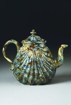 Staffordshire, England (made)  Date: 1740-1760