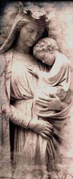 Our Blessed Mother with the Infant Jesus