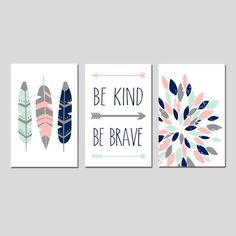 Baby girl quotes for nursery diy house 55 Best Ideas Tribal Nursery, Nursery Art, Girl Nursery, Nursery Decor, Nursery Prints, Nursery Ideas, Modern Color Schemes, Modern Colors, Baby Room Diy