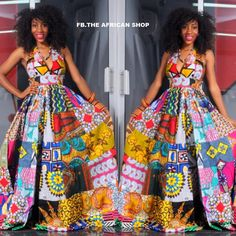 Hey, I found this really awesome Etsy listing at https://www.etsy.com/listing/152260773/25-off-new-africa-maxi-dress