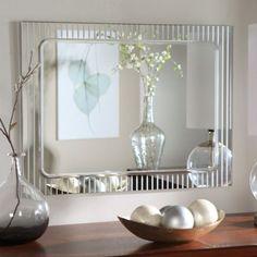 White Framed Bathroom Mirrors Mirrors Pinterest Frame bathroom