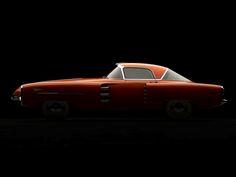 1955 Lincoln Indianapolis Concept