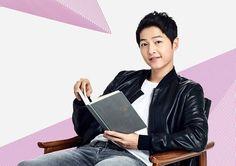 Song Joong Ki..