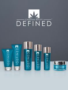 The Defined Essential Pack includes our exclusive Cannabis Beauty Defined Anti-Aging Skin Care Line. Using proprietary formulations that were passed down through generations of master herbalists, the key ingredients found in Cannabis Beauty Defined™ products are more than just a combination of herbal extracts.