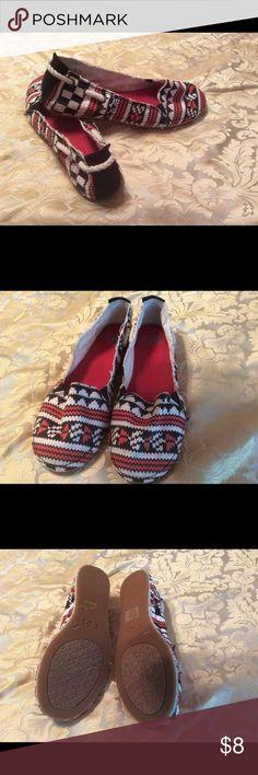Gianni Bini Tribal Print Shoes Gianni Bini Tribal Print Shoes. Gianni Bini Shoes Flats & Loafers