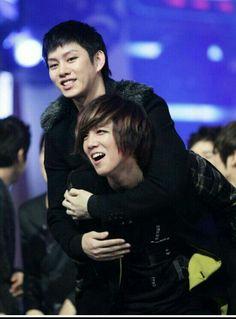 Heechul & Hongki