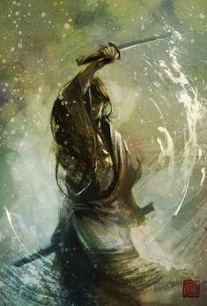 Samurai Bushido Code: Jin. Benevolence  http://www.taringa.net/posts/imagenes/13303320/samurai-art_.html