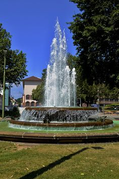 #Fountain in front of the City Hall | Flickr - Photo Sharing!