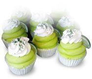 Key Lime Pie Cupcake Bath Bomb by Sweet Tush