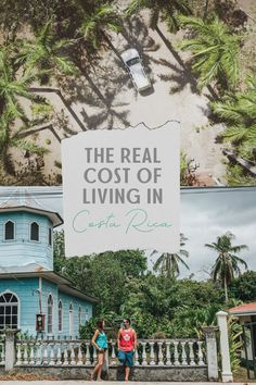Thinking about living in paradise? Costa Rica is full of outdoor adventure, delicious food, and world-class surfing. So how much does it cost to live in Costa Rica? We've put together the REAL cost of living in Costa Rica from rent to groceries, dining out, transportation, and more. #costarica #puravida #traveldestinations #costaricatravel #tamarindo #jaco Paradise Drink, Life In Paradise, Houses In Costa Rica, Living In Costa Rica, Moving To Costa Rica, Costa Rica Travel, Honeymoon Vacations, Cost Of Living, Central Valley