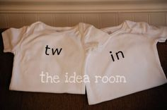 I know twin boys who would rock this