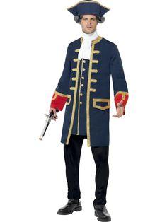 blue admiral coat