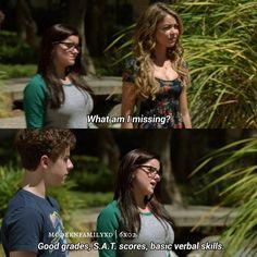 "#ModernFamily 6x02 ""Do Not Push"" - Alex, Haley and Luke"
